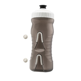 Fabric Cageless Flasche 600 ml Grey/White